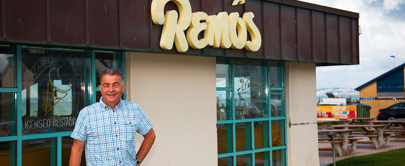 PML accountants helped Ray of Remos Restaurant
